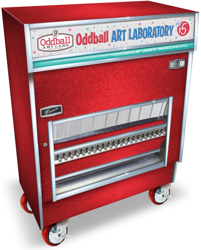 Oddball Art Machine