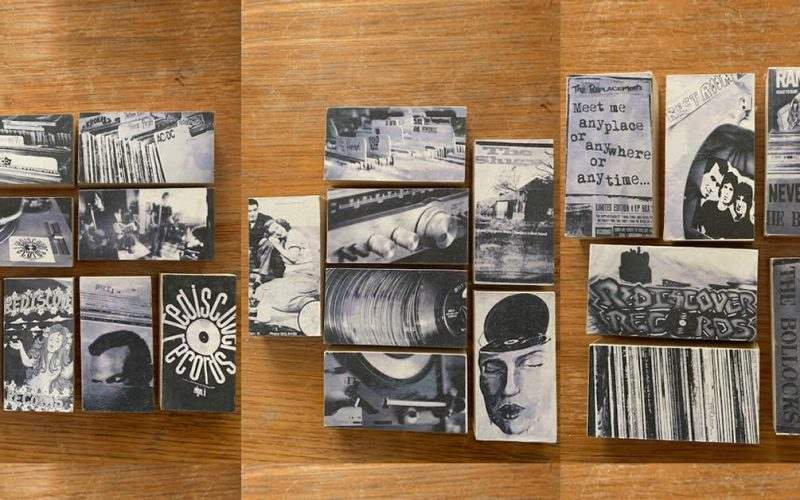 Jane Erlandson Rediscover Records Art Blocks