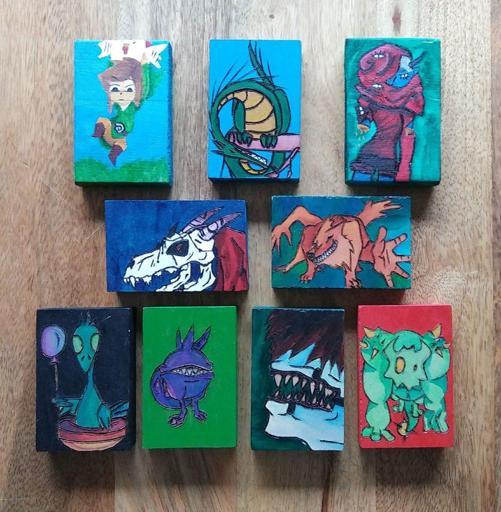 Nakeita Brewer Art Blocks