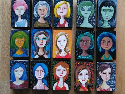 Pam Seatter Art Blocks