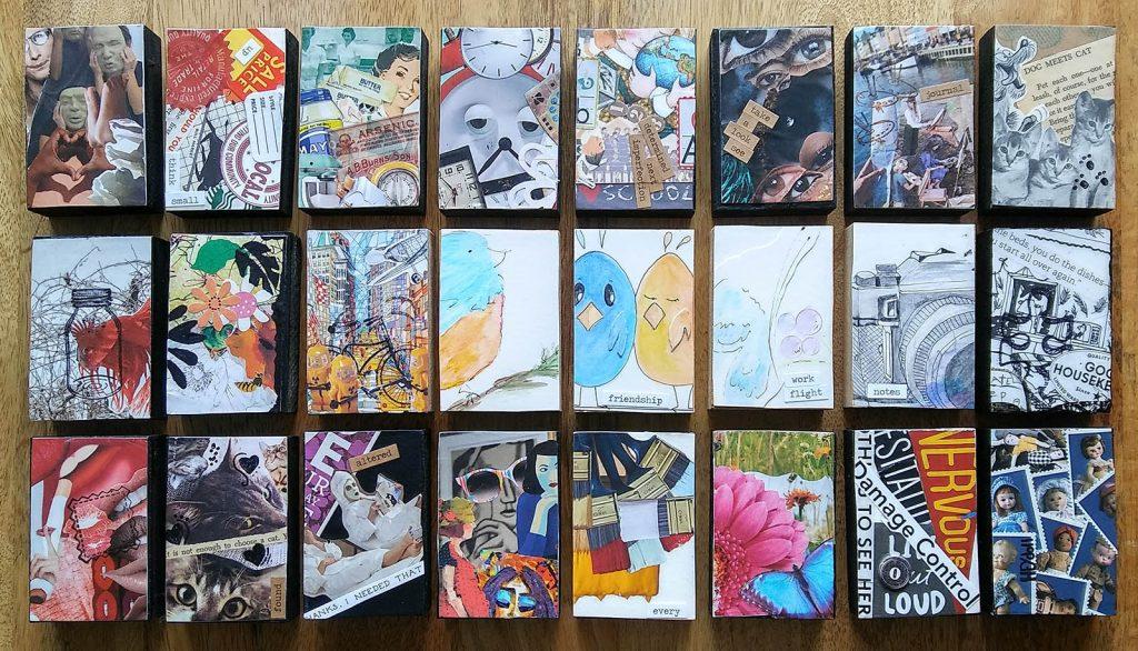 Nancy Guthrie - Collage Bomb