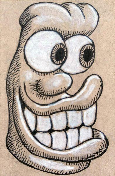 Chris Palm - Ooky Faces