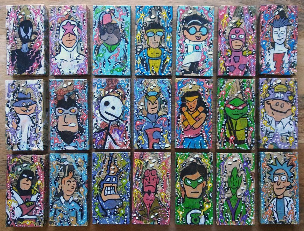 BaM! Art Blocks