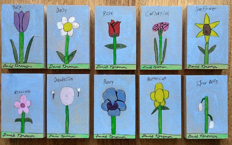 David Bremer Flowers