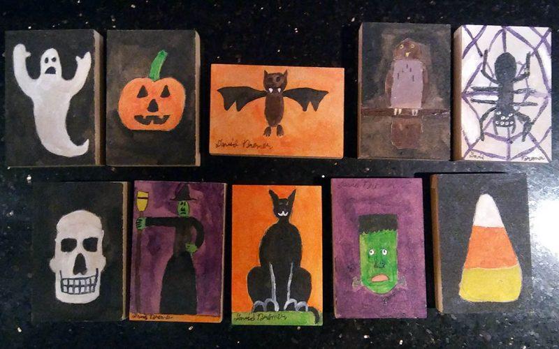 David Bremer Spooky Halloween