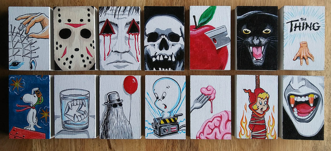 Ken Simonsen Halloween Blocks