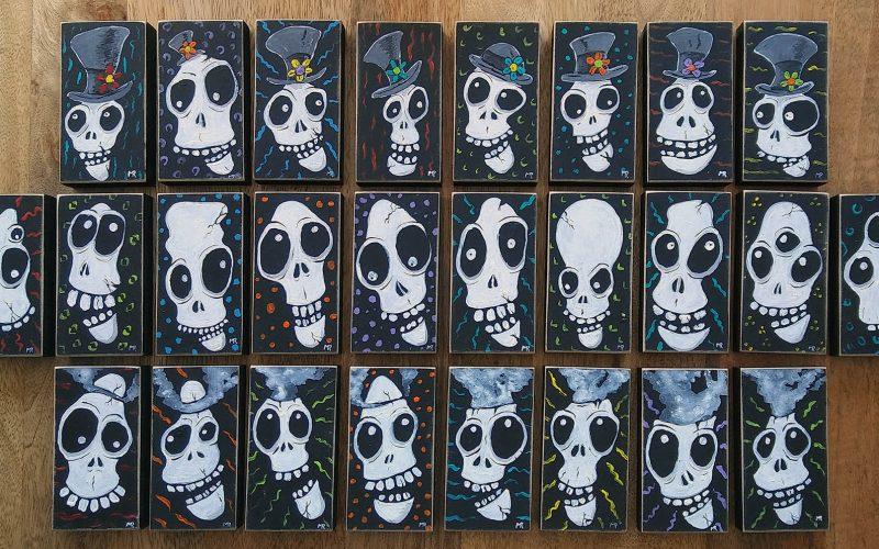 Mike Rende Skulls