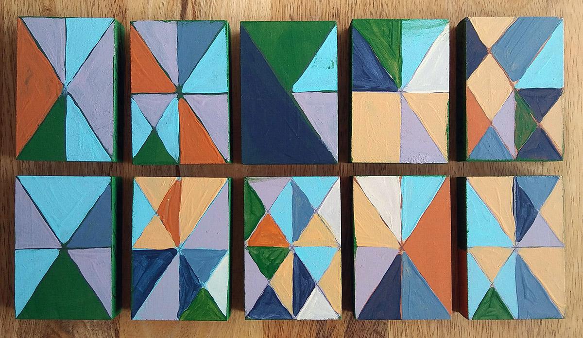 Sara Peak Convery Art Blocks