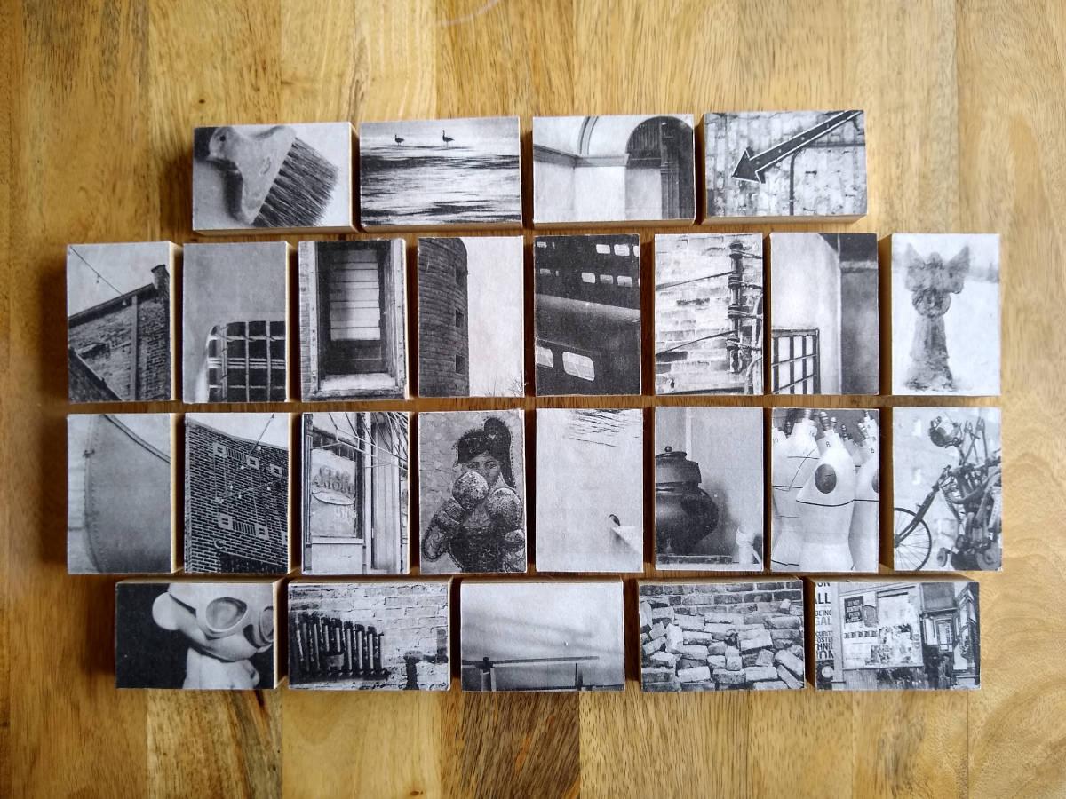 Jane Erlandson's Photo Art Blocks