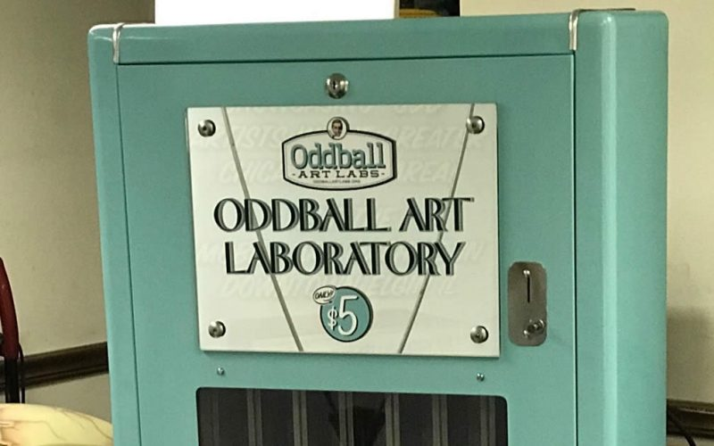 Oddball Art Labs Mobile Art Machine 2 featured