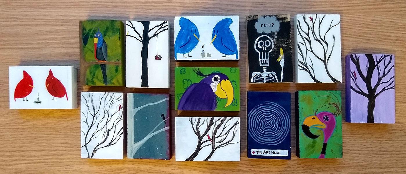 Brad Weber | Birds Etc…