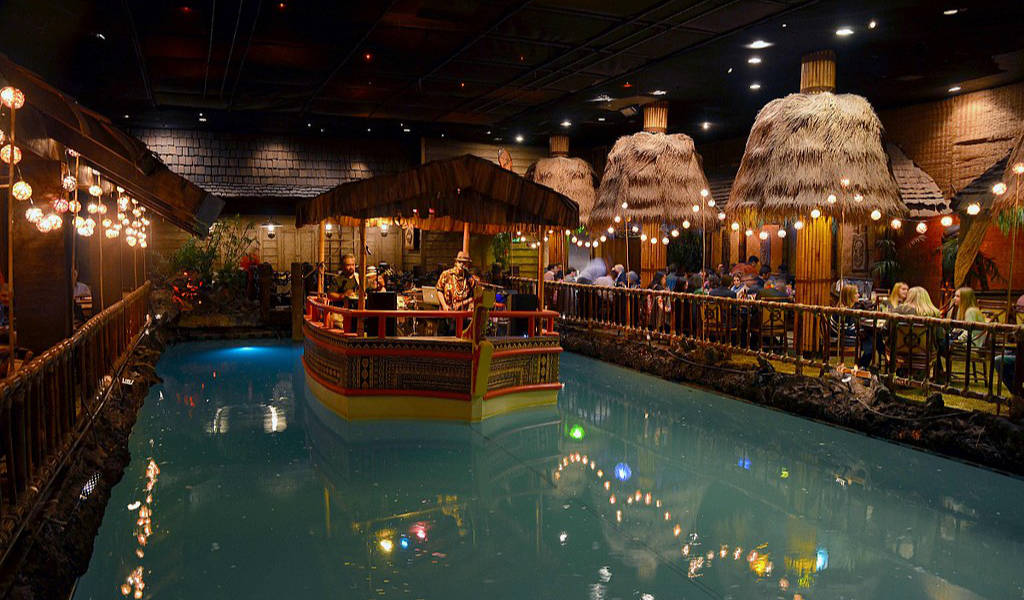 Tonga Room and Hurricane Bar