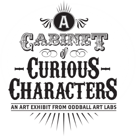 A Cabinet of Curious Characters