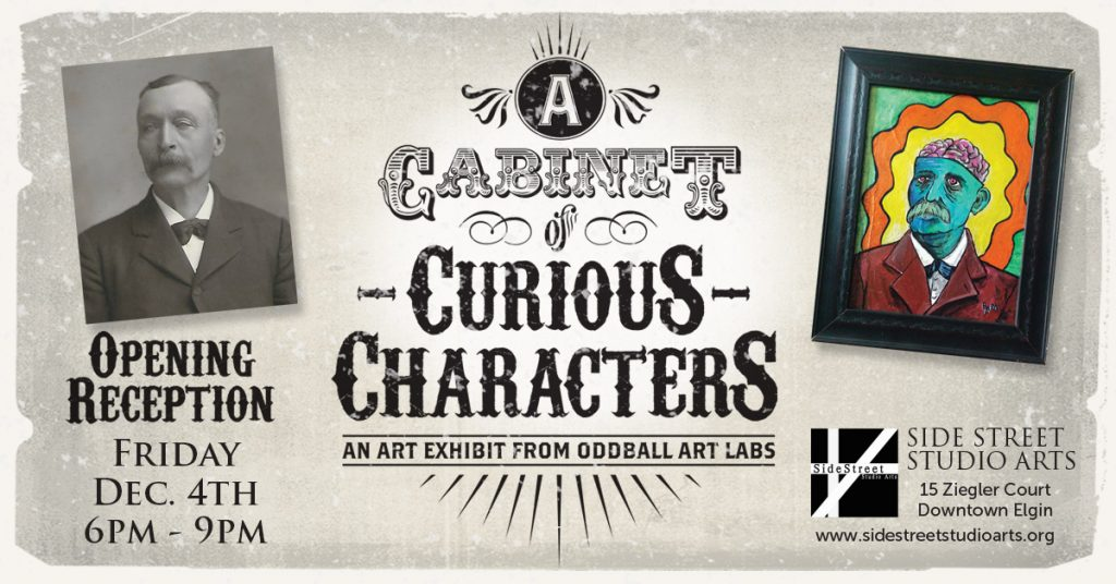 Cabinet of Curious Characters