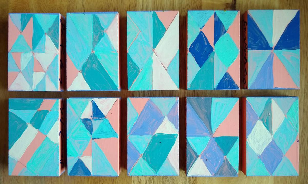 Sara Peak Convery Art Blocks Restock