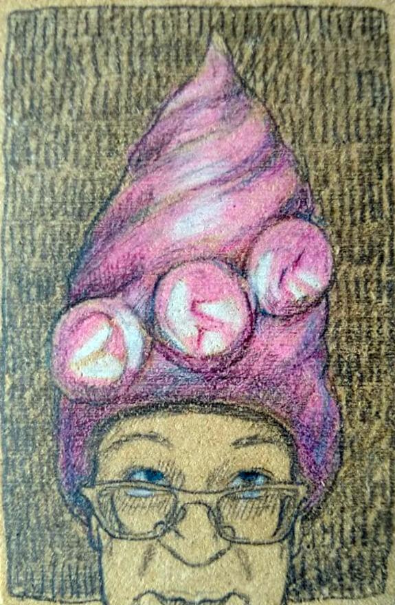 Alisa Duda Candy Characters