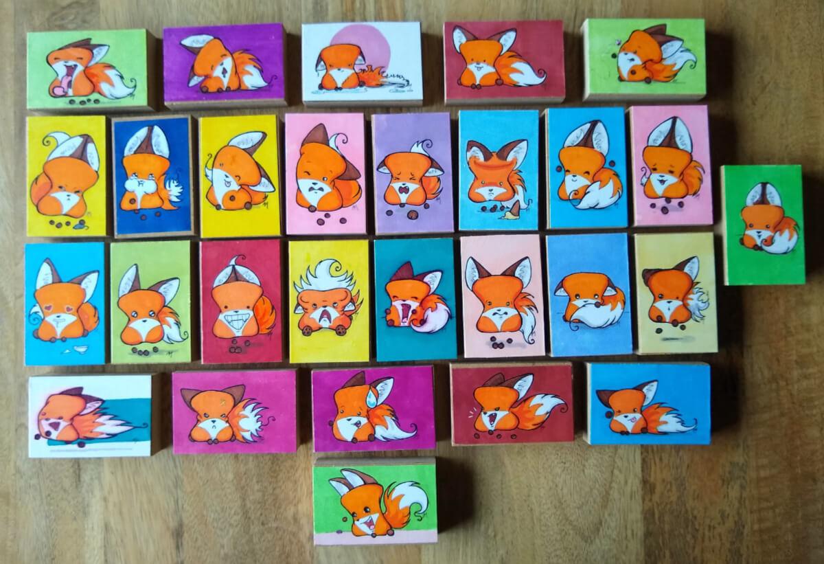Ren Rieskamp   Yip-Spressions Art Blocks