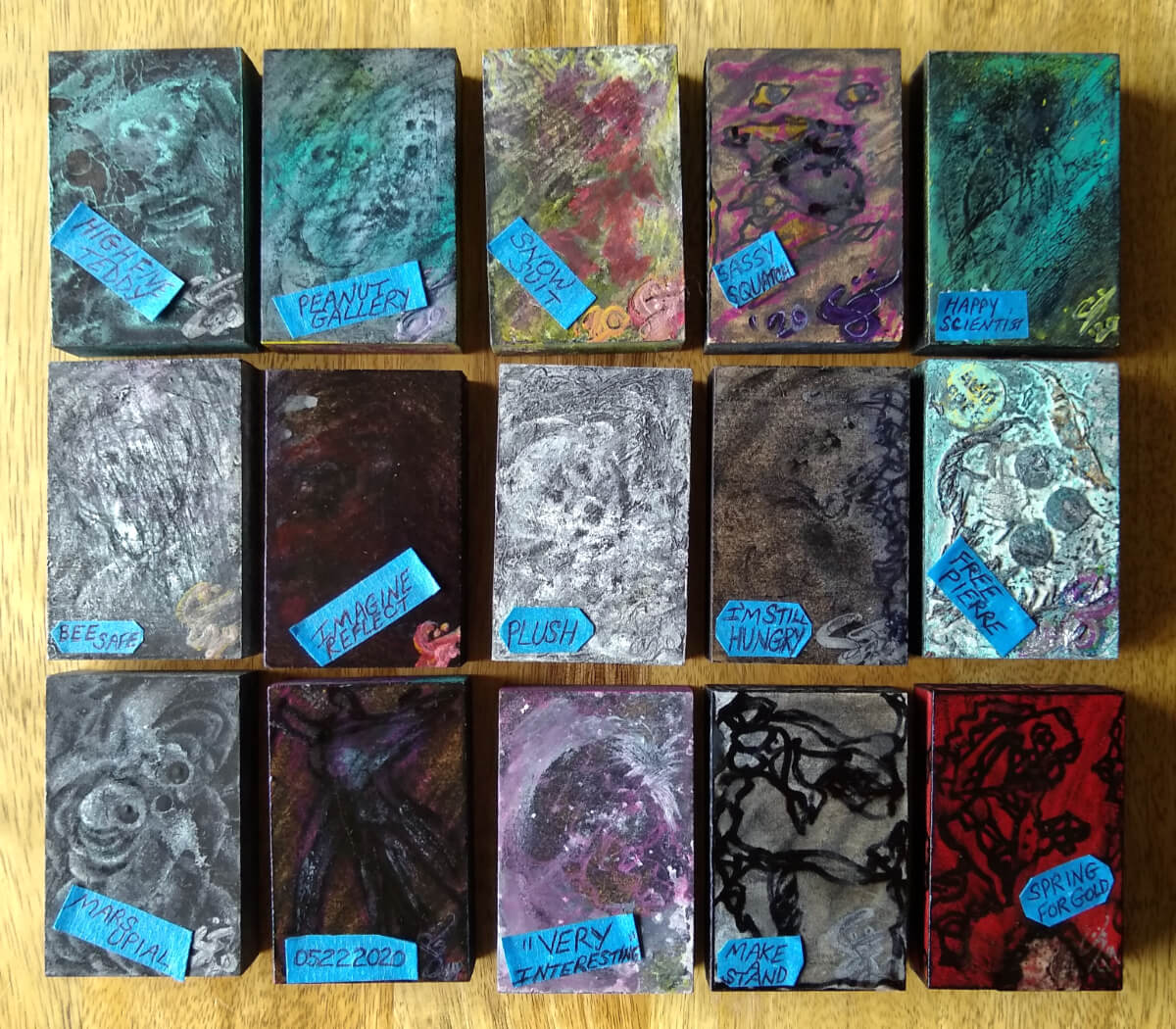 Tim Solarz Art Blocks