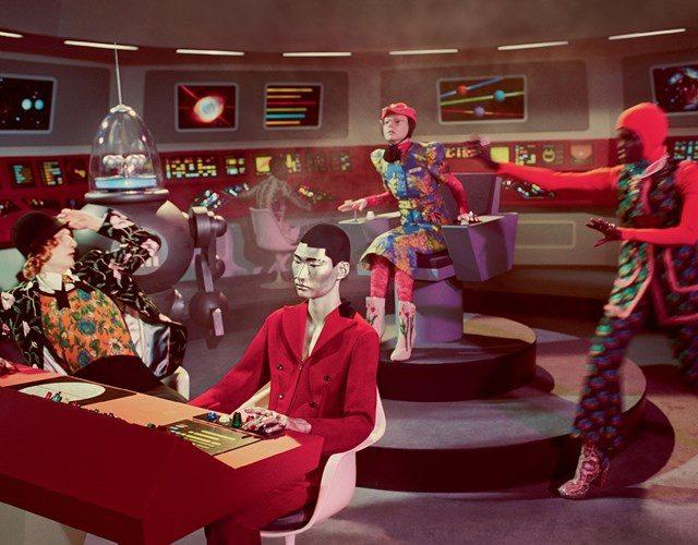 Gucci Juxtapoz Sci-Fi