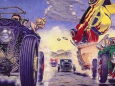 Robert Williams' Lowbrow Art –Can It Survive Museum Culture?
