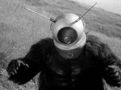 Robot Monster Trailer – 1953